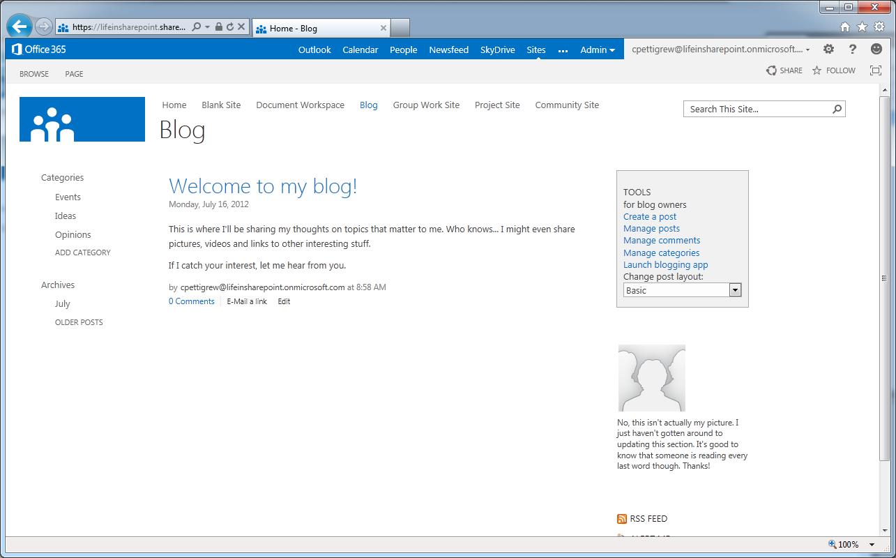 Socialcast Developer Resource / Sharepoint REACH Integration